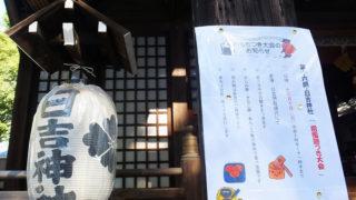 <日吉神社>12/10(日)は恒例の「餅つき大会」、10時30分から11時30分まで