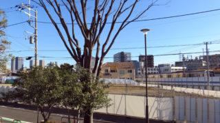日吉2丁目「インターナショナルハウス」跡は86戸のマンション、来年9月に完成