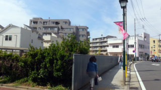 大倉山に残る農地で相次ぎ建築計画、エルム通りでは「物販店舗・飲食店」も