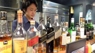 """ウイスキー「少量飲み」需要が上昇、日吉駅前バーガー店が最適な""""アテ(肴)""""を追求中"""
